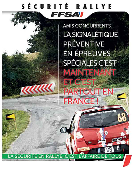 securite rallye 2014 concurrents